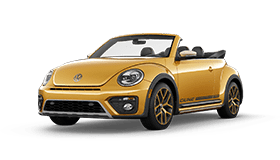 VW Beetle Convertible