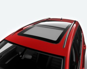 Golf Alltrack Sunroof