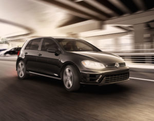 Golf R Paddle Shifters