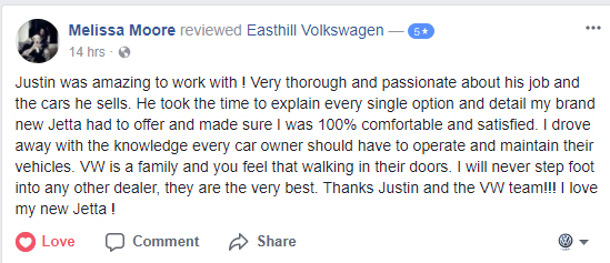 Review from Melissa Moore