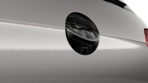 2018 Golf R rearview camera