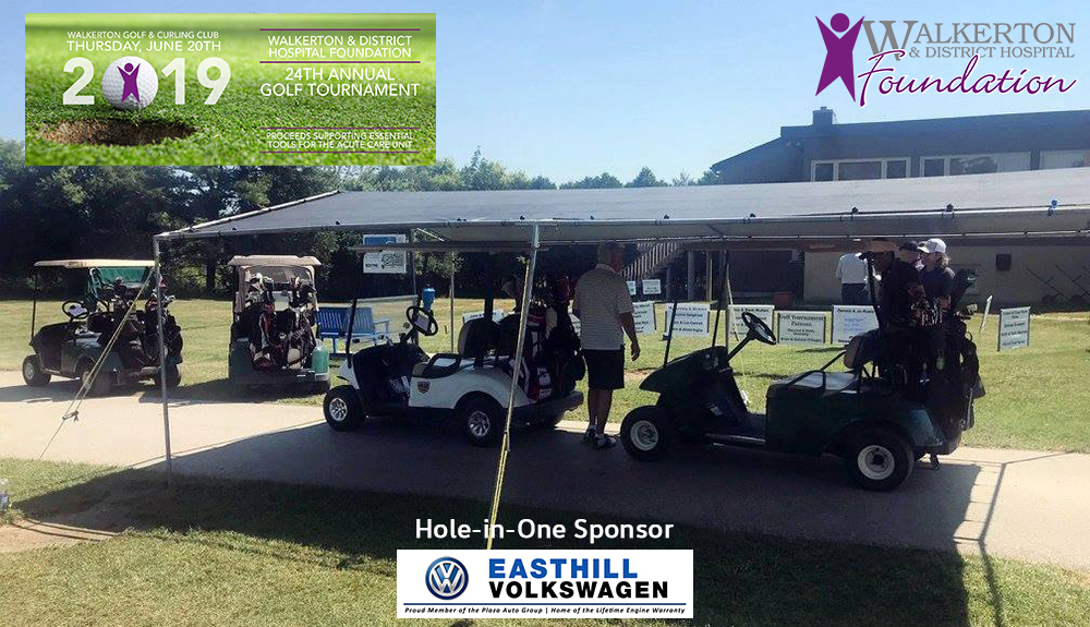 Walkerton Hospital & Foundation Golf Tournament