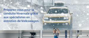 VW Service offer French