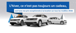 VW Winter offer French