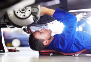 Ford vehicle service