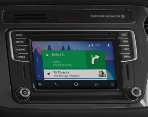 Golf Alltrack App-Connect