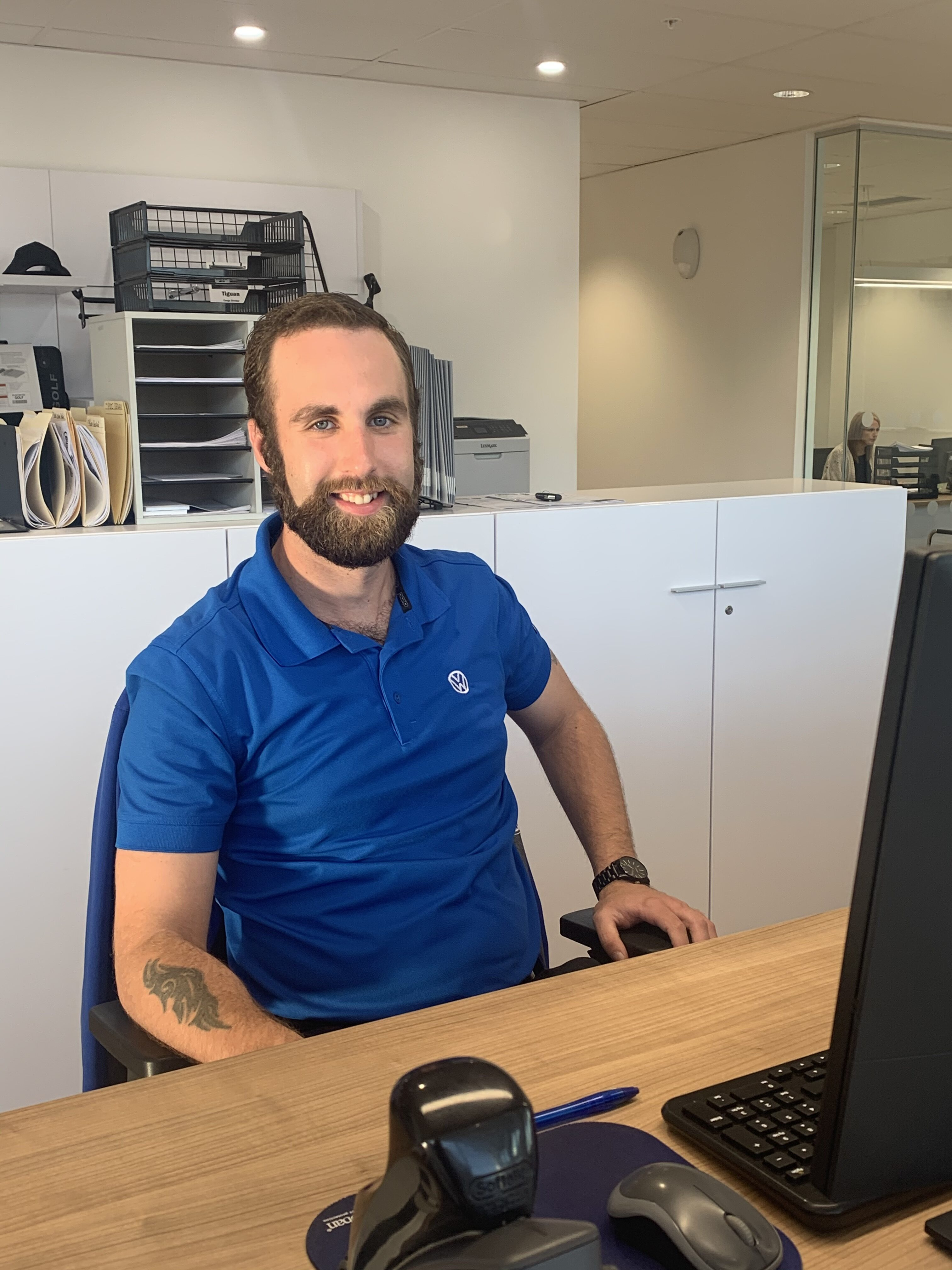 Justin Thomas - Customer Service Manager