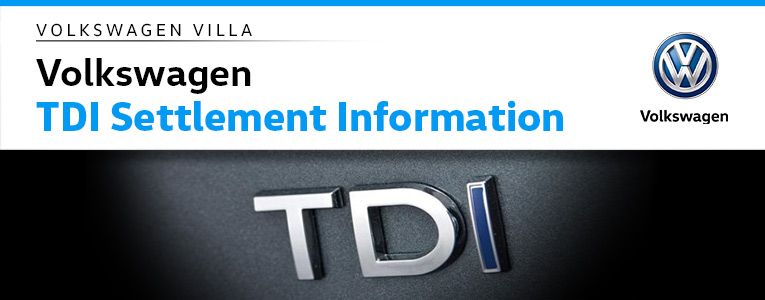 TDI Settlement Information