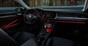 Volkswagen Jetta 2019 Ambient Lighting