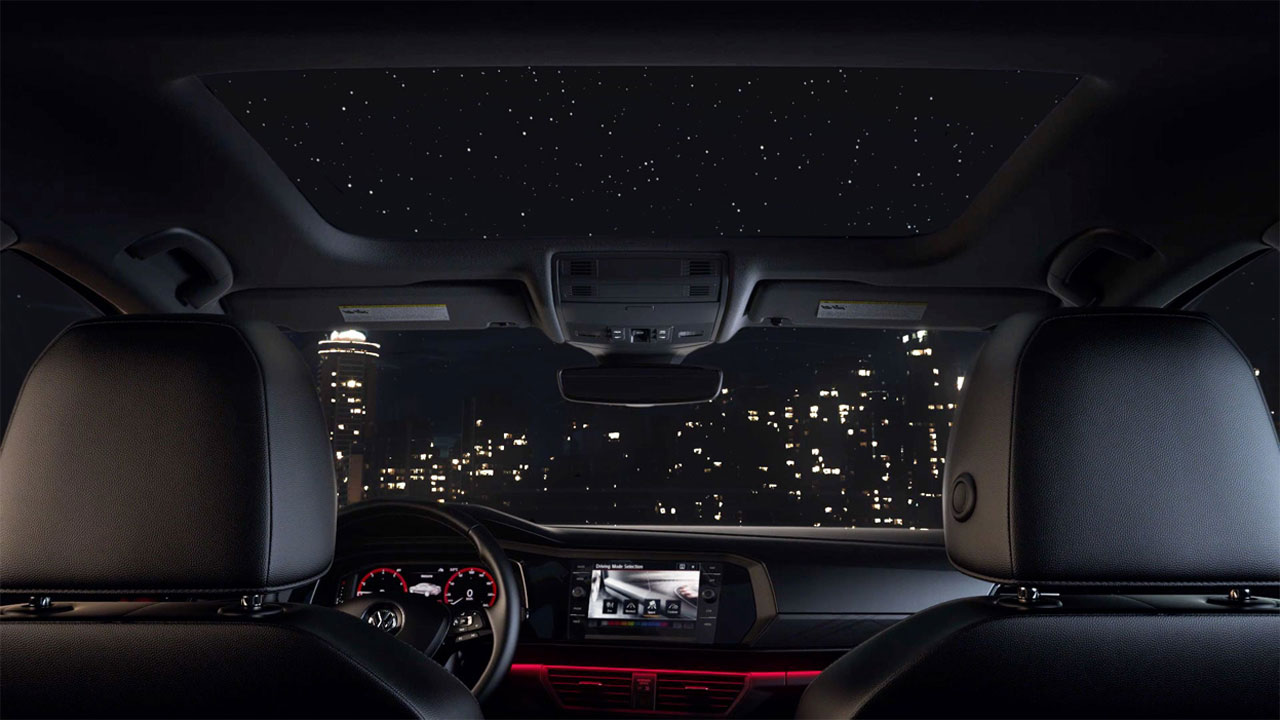 Volkswagen Jetta 2019 Panoramic Sunroof