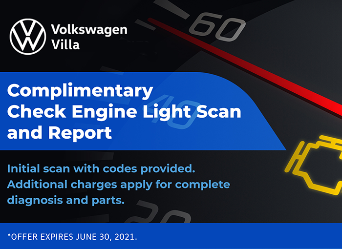 Complimentary Check Engine Light Scan and Report