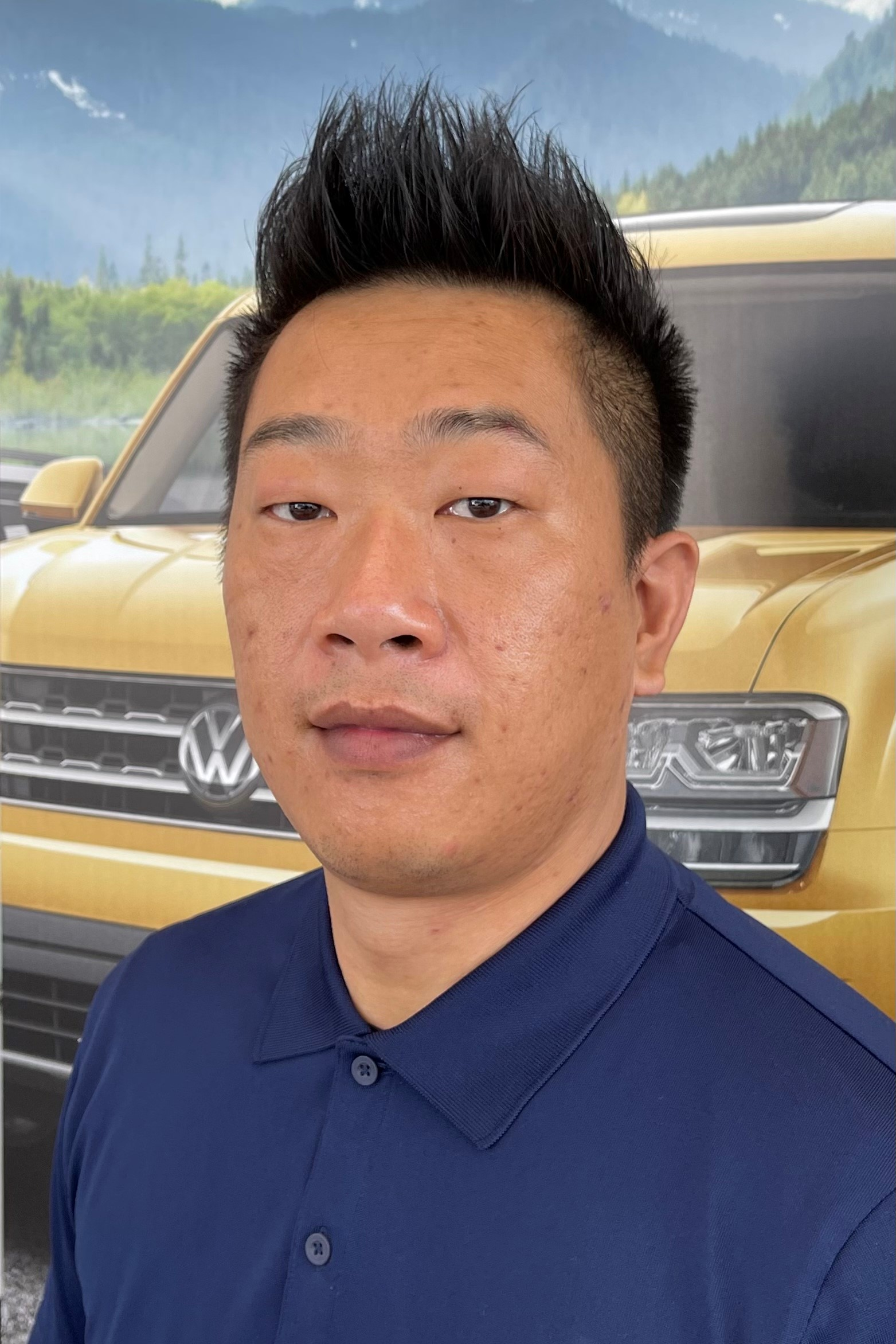 Daniel Banh - Pre-Owned Manager