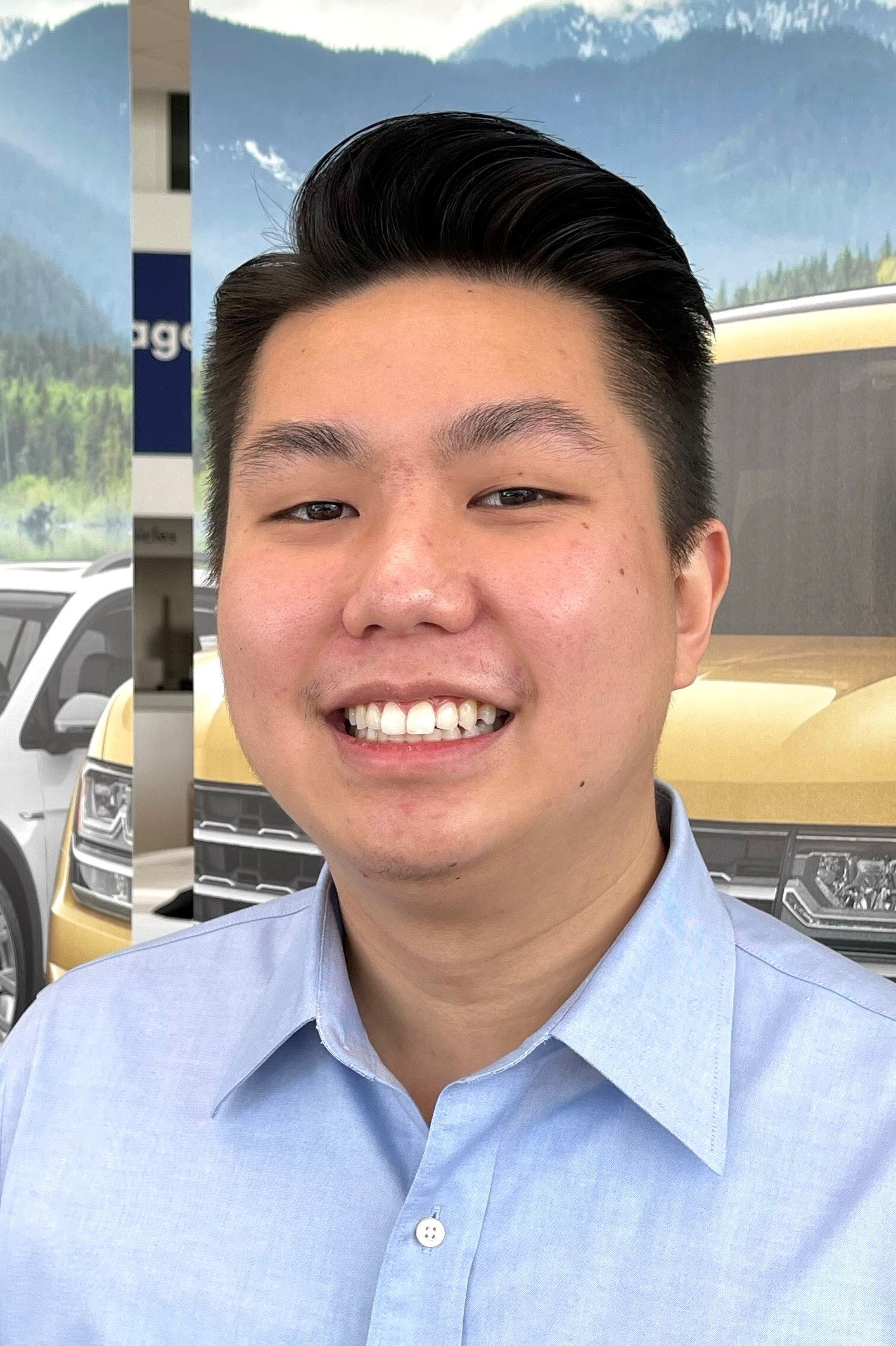 Trevor Pang - Sales & Leasing Consultant