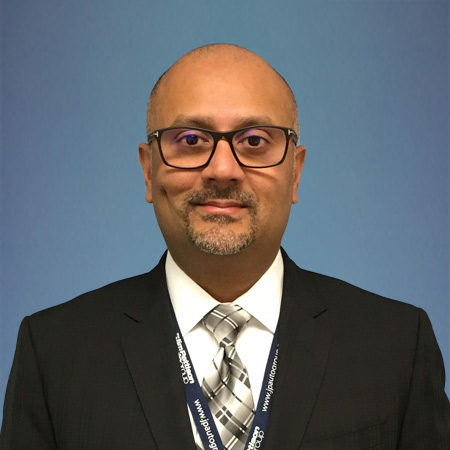 Farrukh Naqvi - General Manager