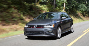 2017 Volkswagen Jetta model