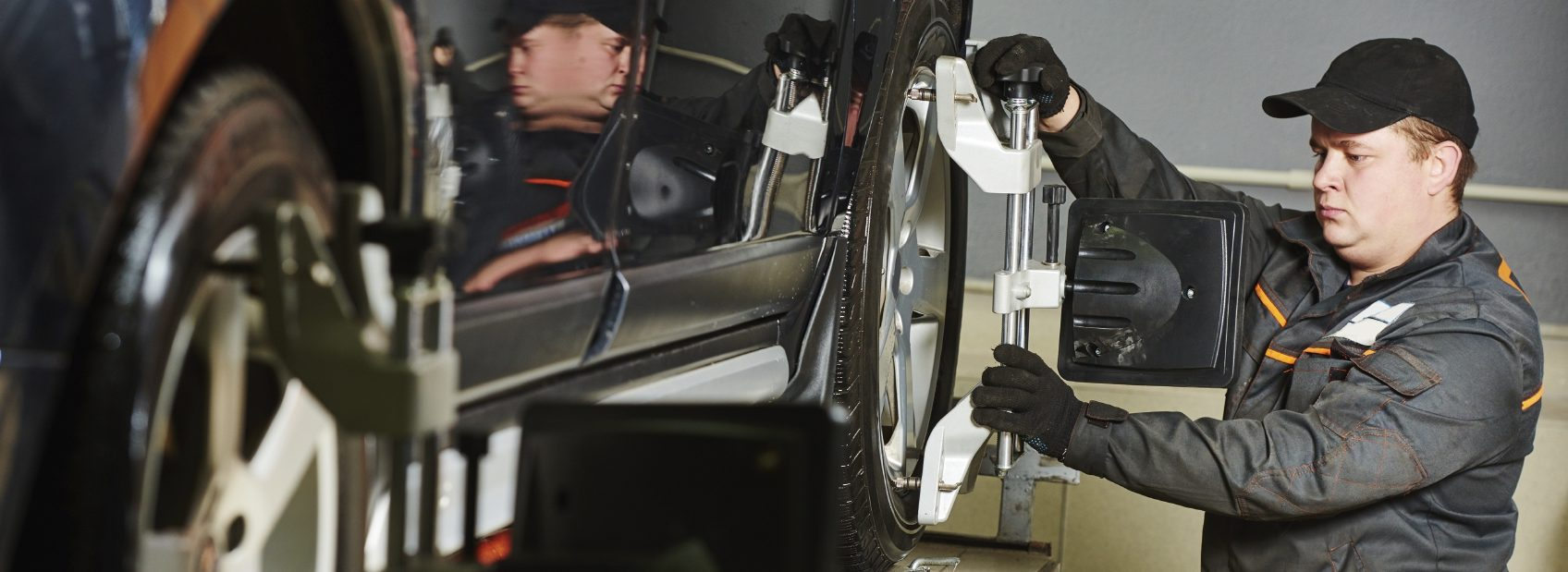 Have your VW taken in for an alignment