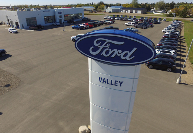 Valley Ford Hague dealership