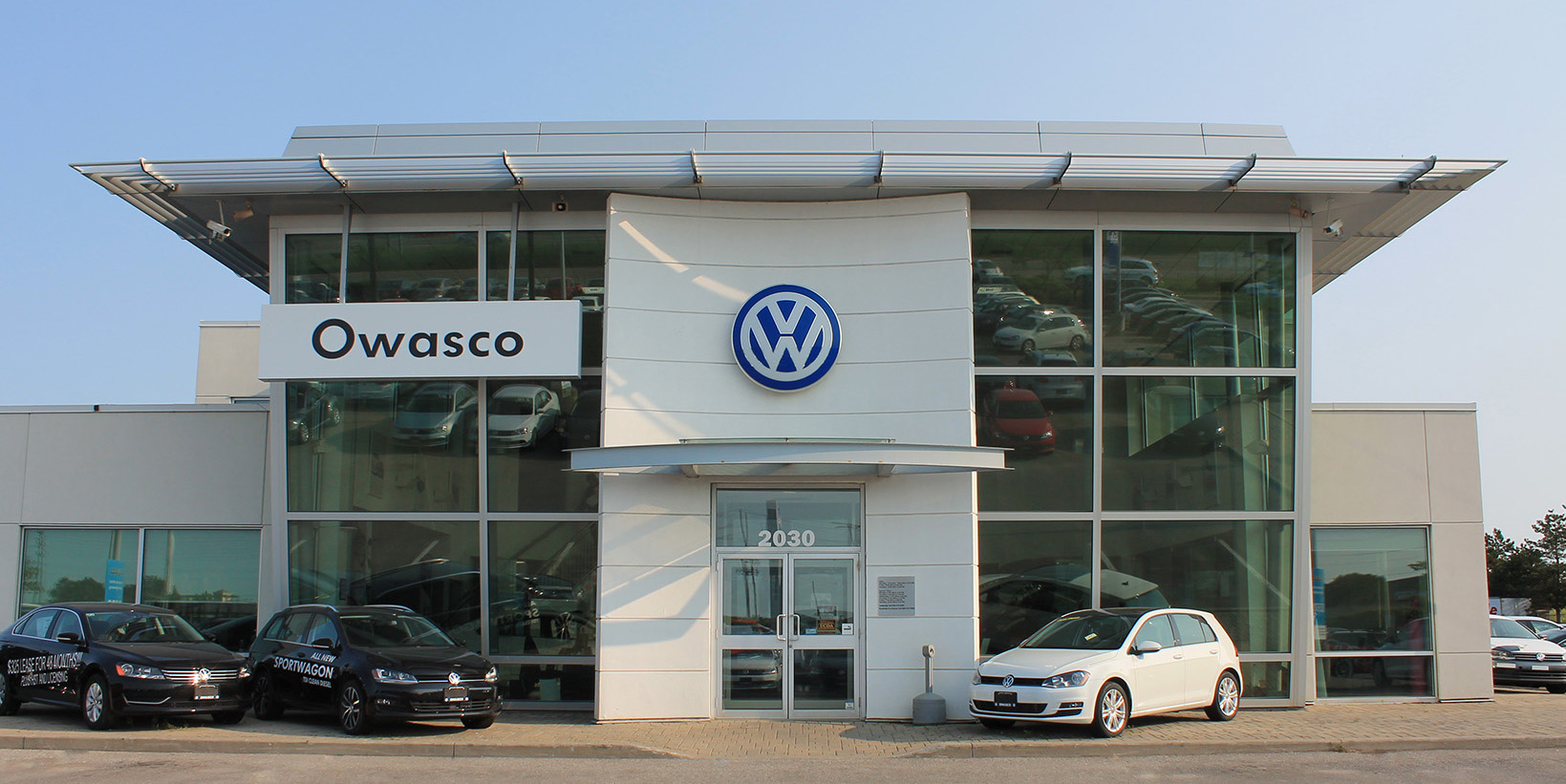 Owasco VW Building Shot