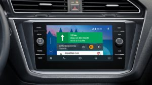 2018 Tiguan App Connect