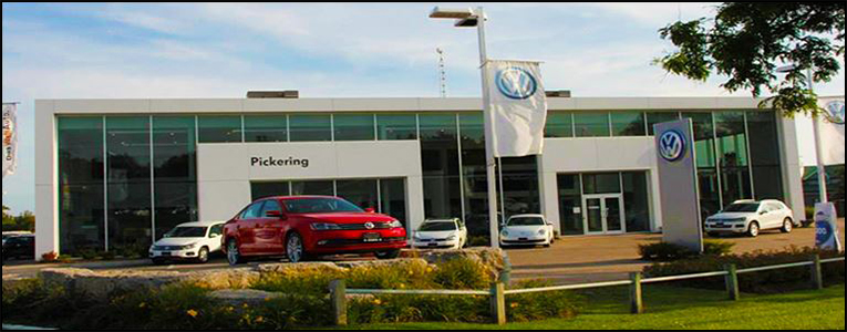 Pickering Volkswagen