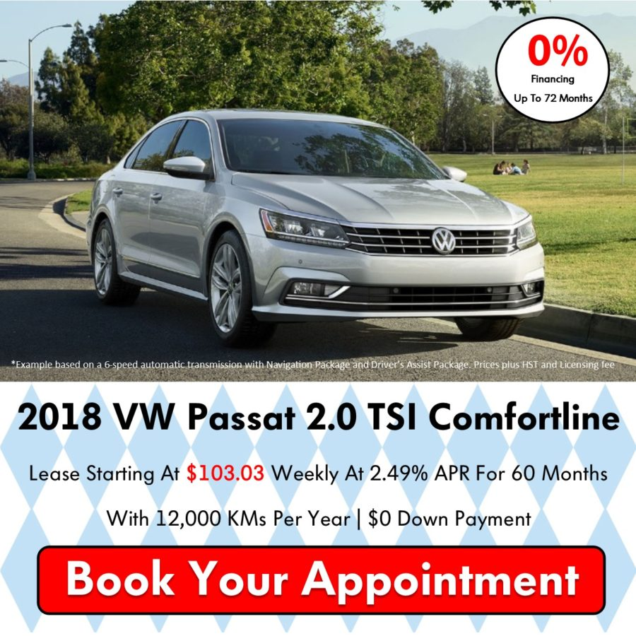 Pickering Volkswagen, Oktoberfest Sales Event, 2018 Volkswagen SELL-OFF, 2019 Volkswagen SELL-OFF, 2018 Volkswagen Passat, 0% APR Financing, Volkswagen Sales Specials, Volkswagen Deals, sales@pvw.com, 905-420-9700,