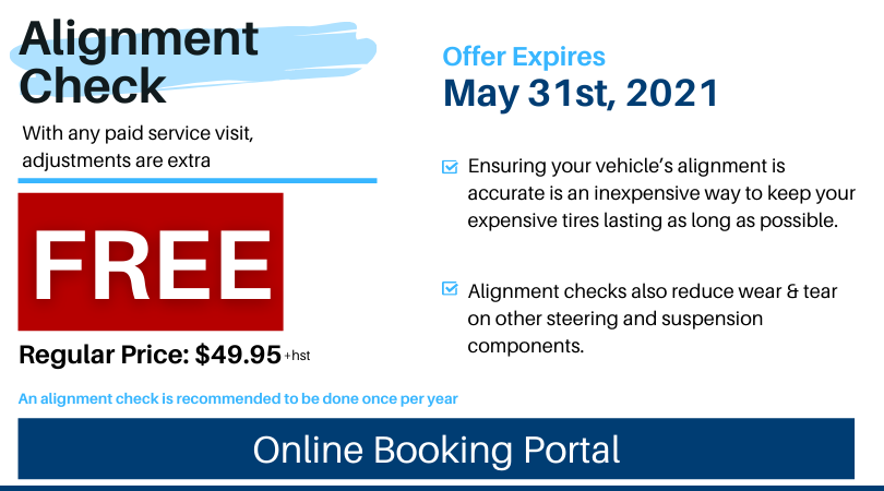 Pvw May 2021 Service Special Alignment Check