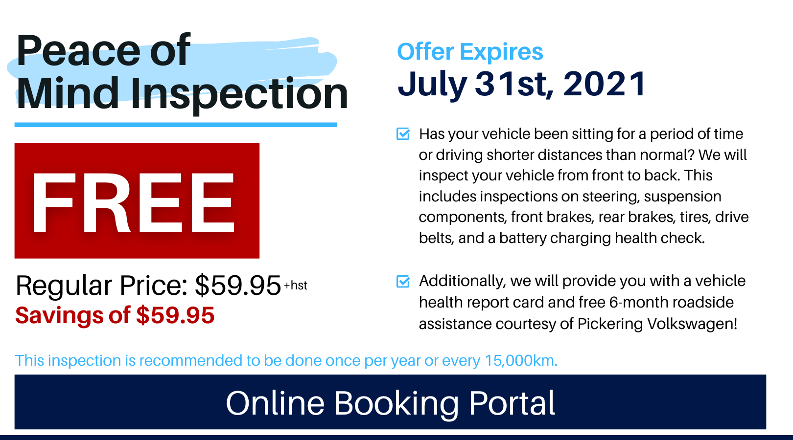 Pvw July 2021 Service Special Peace Of Mind
