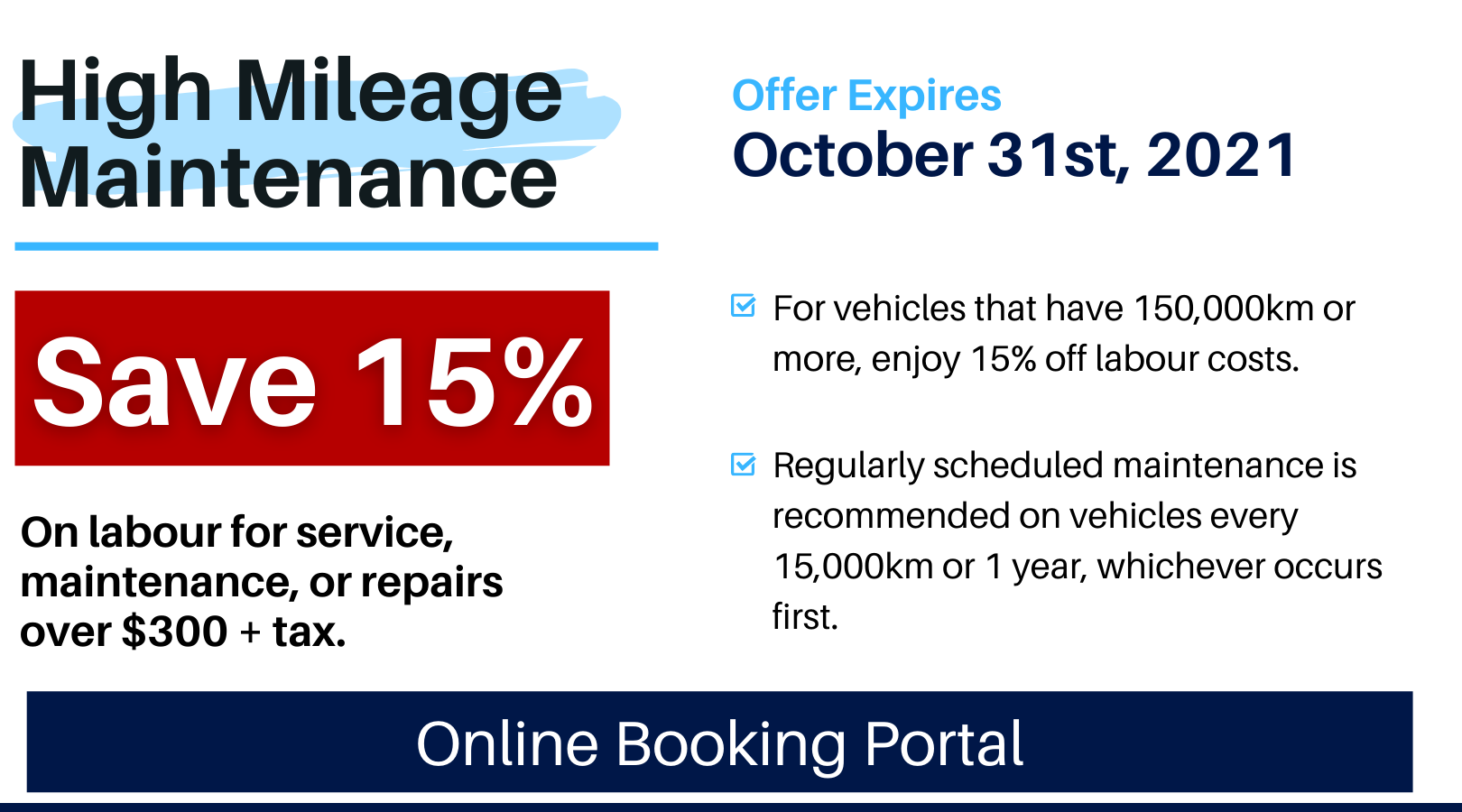 Pvw October 2021 Service Special High Mileage