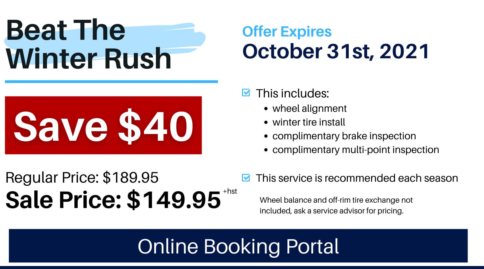 Pvw October 2021 Service Special Winter Rush