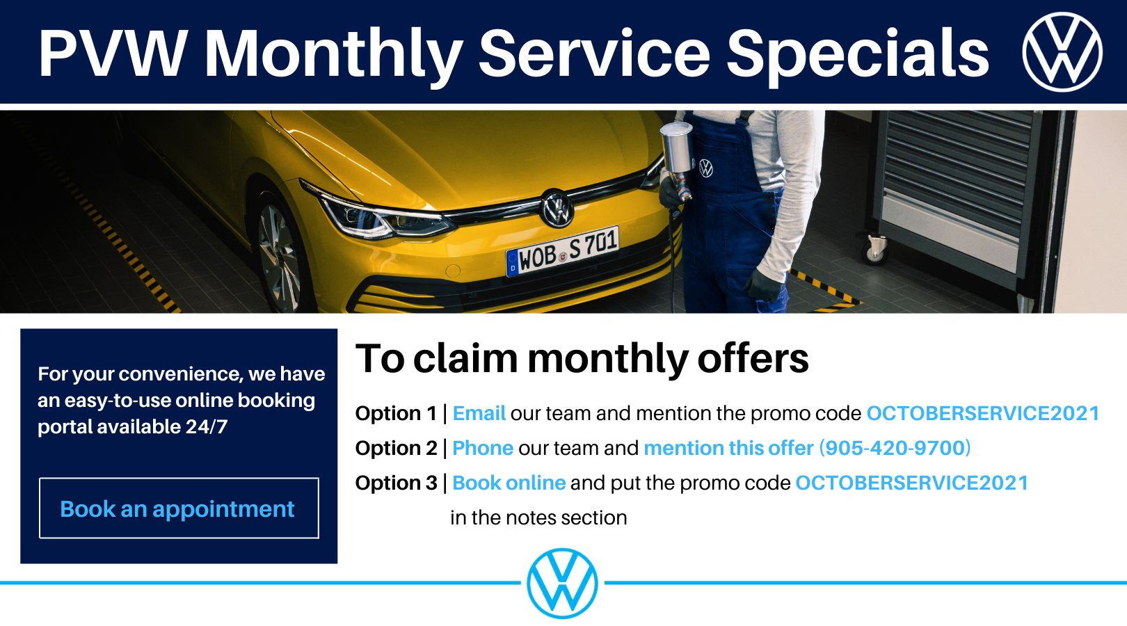 Pvw October 2021 Service Special Website & Email