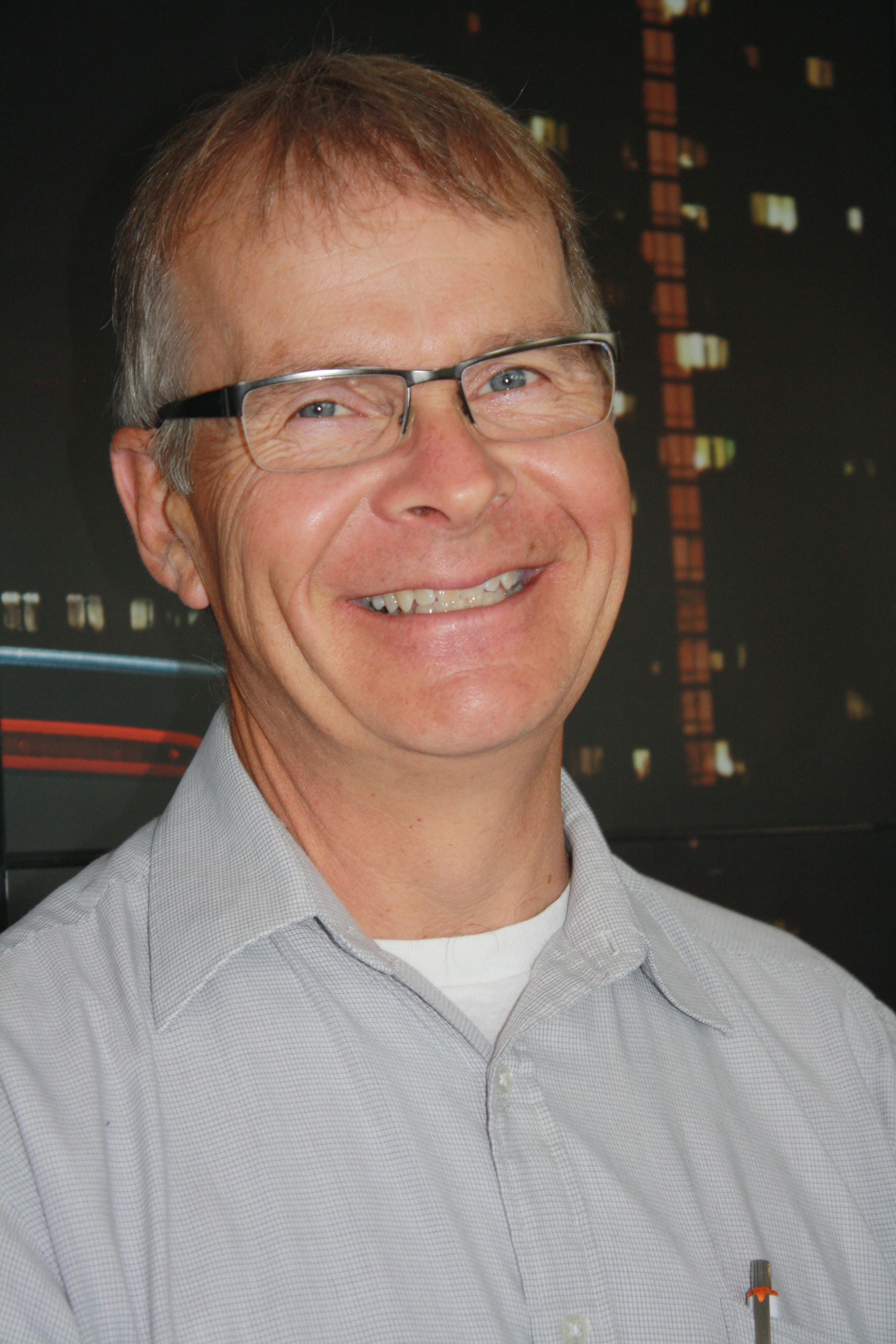 Herb Stackelberg - President and Sales Manager