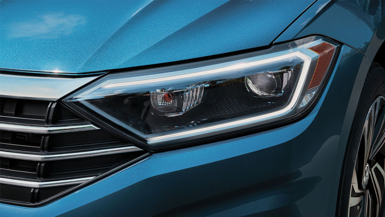 Volkswagen Jetta 2019 LED Highlights