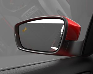 Jetta GLI Blind Spot Detection