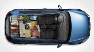 2018 Golf adjustable cargo floor