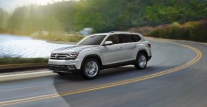 2018 Volkswagen Atlas Hero