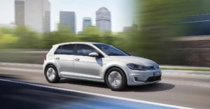 2017 Volkswagen eGolf Hero