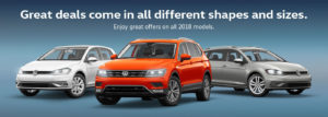 New Brunswick VW Offers