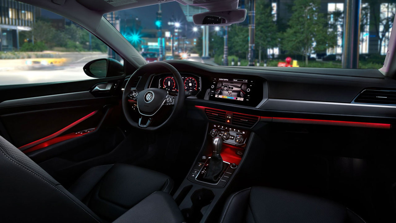 Volkswagen Jetta 2019 Ambient Interior lighting