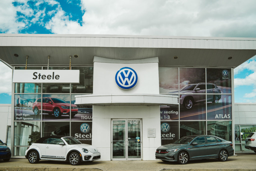 Steele Volkswagen - Dartmouth