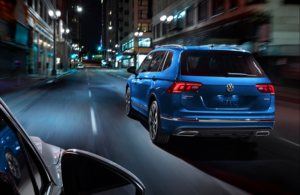 2020 Volkswagen Tiguan Rear View O