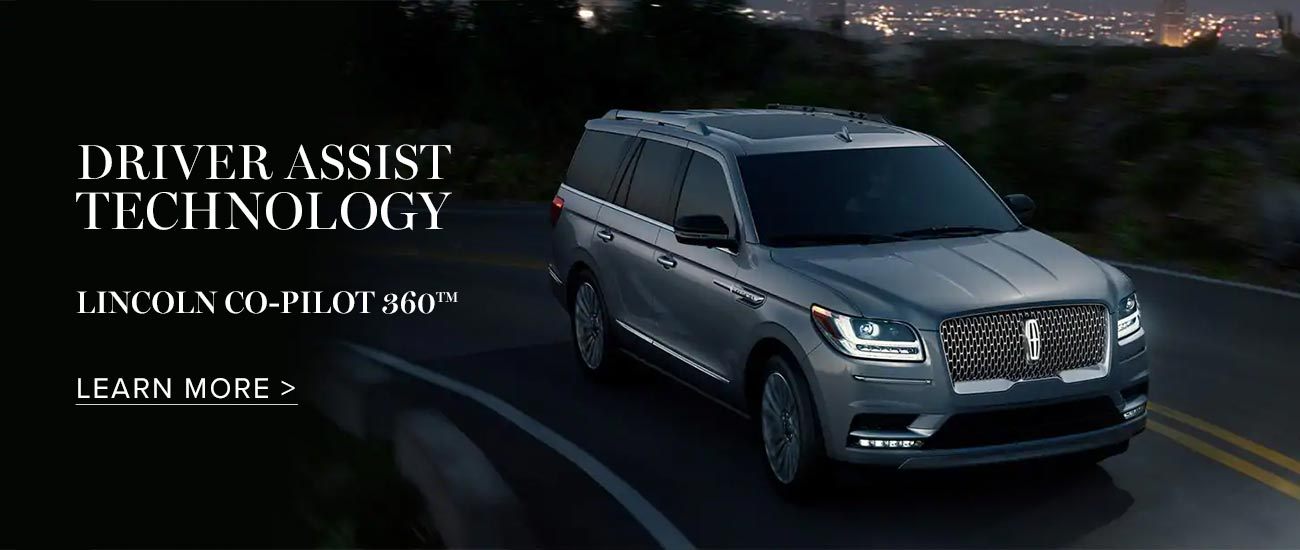 Driver Assist Technology Co-Pilot 360 | Whiteoak Lincoln