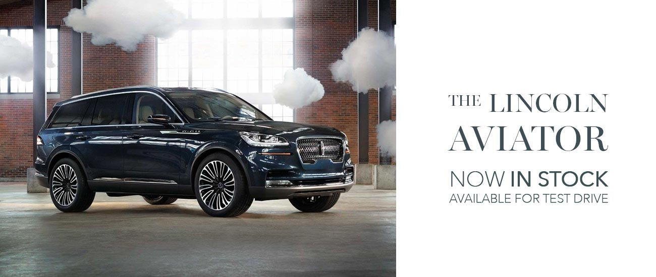 2020 Lincoln Aviator | Whiteoak Lincoln