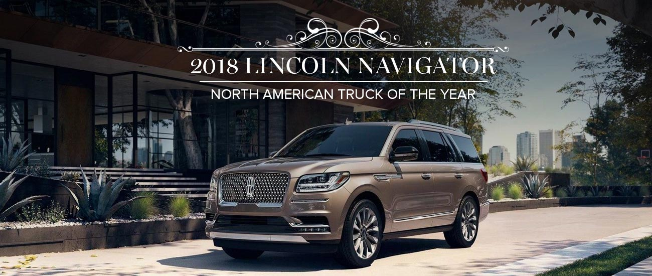 Lincoln Navigator | Whiteoak Lincoln