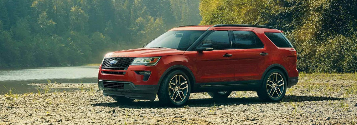 2018 Ford Explorer in Tatamagouche