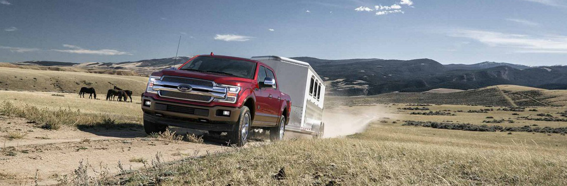 2018 Ford F-150 in Listowel