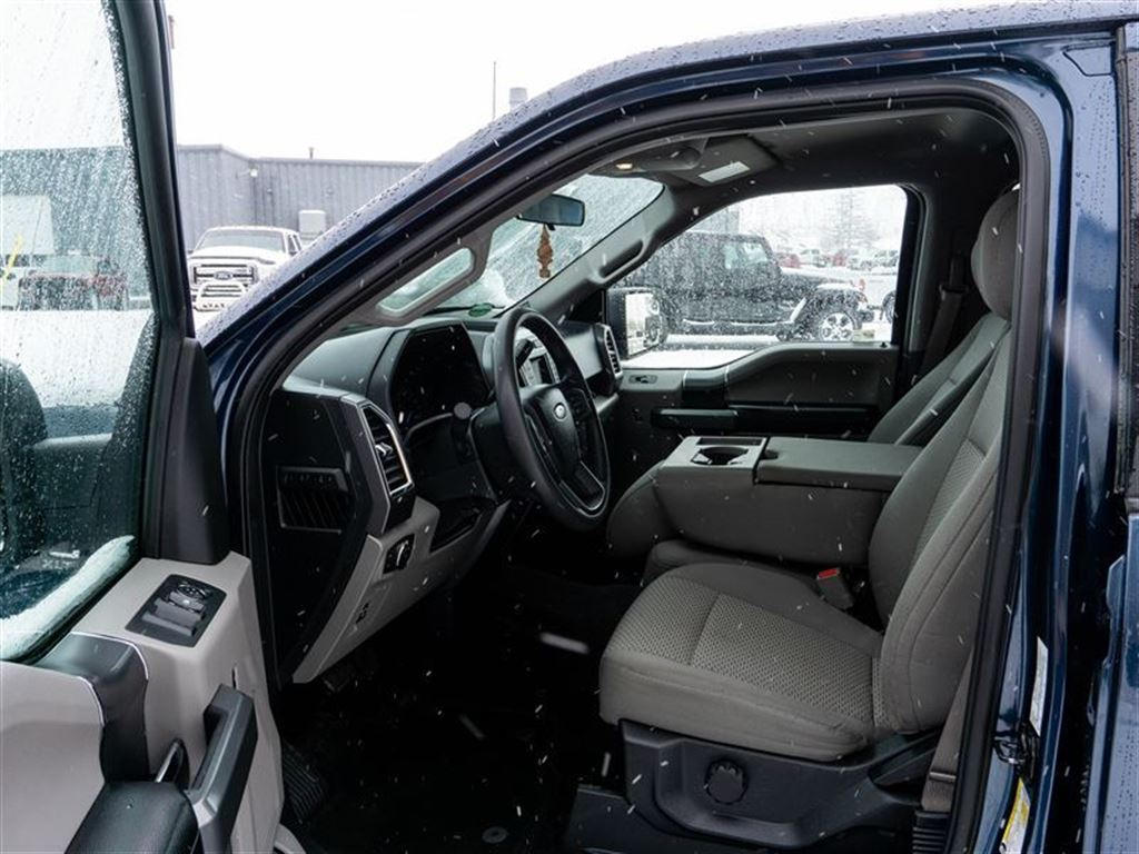 Driver's Side View of 2016 Ford F150 Supercrew at Listowel Ford