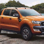 All-New 2019 Ford Ranger Front Angle Shot
