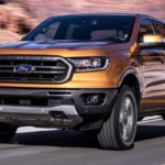 All-New 2019 Ford Ranger Front End Shot