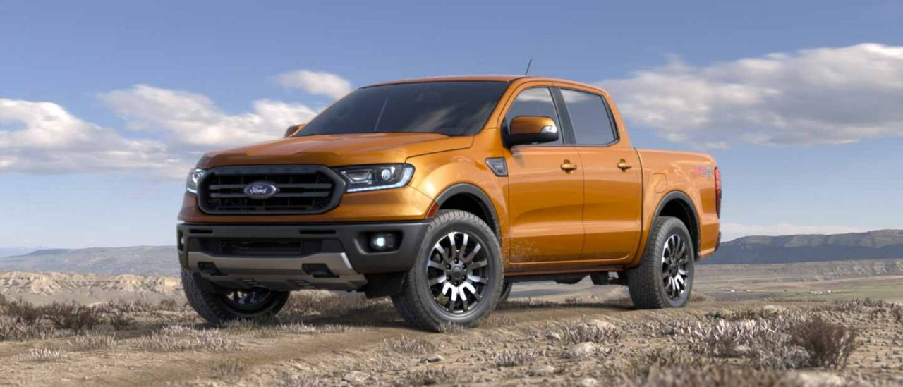 Book your Ford Ranger test drive at Listowel Ford