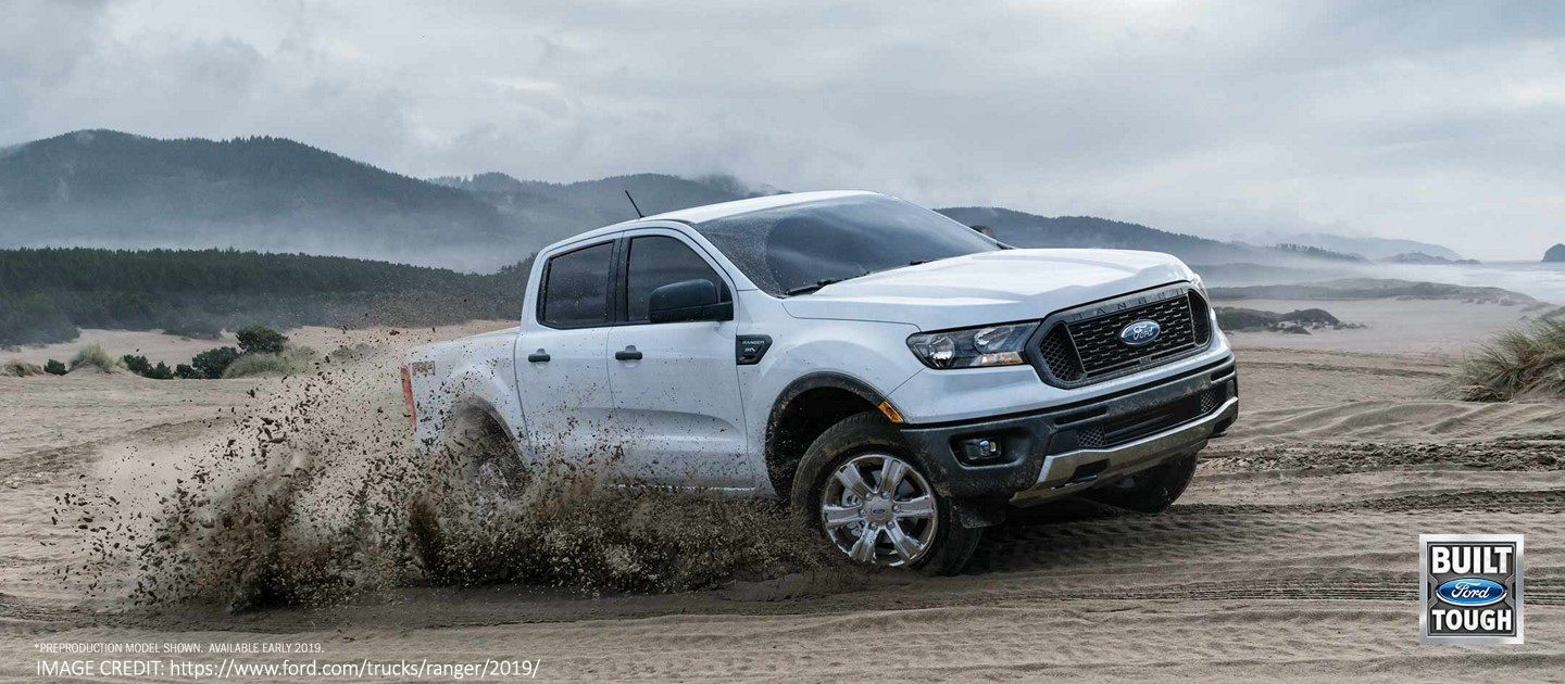 All-New 219 Ford Ranger is coming to Listowel Ford!